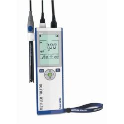 Kit pH-metru portabil...